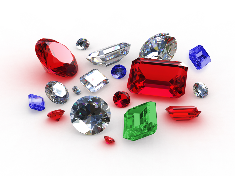 different aquamarine vector emerald brilliant shapes ruby icon set sapphire gem diamond